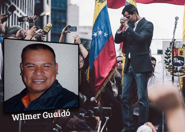 ¡Estoy orgulloso de mi hijo!: el papá de Juan Guaidó es taxista en España