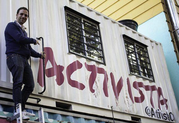 Activista, el nuevo colectivo del disidente liberal Luis Ernesto Gómez