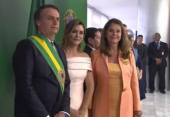 La vice Marta Lucía Ramírez delegada para la posesión de Bolsanaro