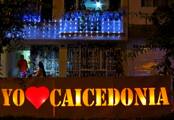 Diciembre en Caicedonia