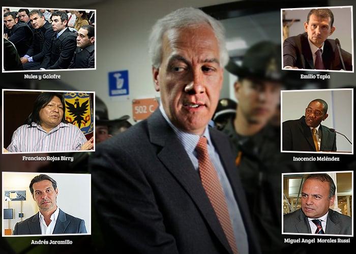 ¿Qué ha pasado con los 26 detenidos por el Carrusel de la Contratación de Bogotá?