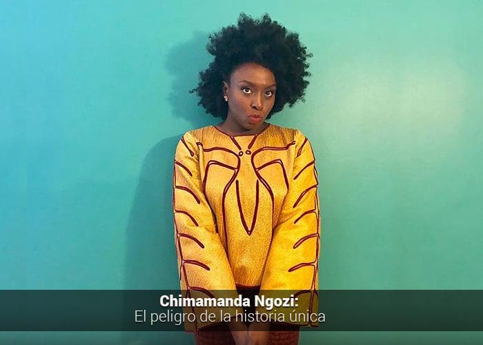 Chimamanda Ngozi, el plato fuerte del Hay, narra su vida