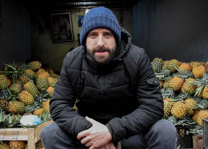 David Ruíz, el colombiano que quiere cambiar el mundo a través de la gastronomía