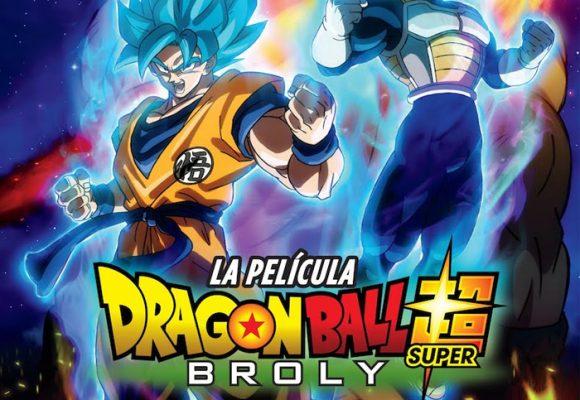 'Dragón Ball Super Broly' llegó para romper taquilla