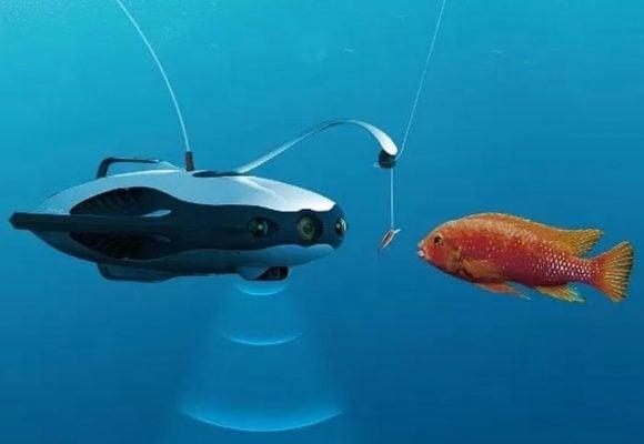 Robots de pan y drones acuáticos: lo que trae el 2019