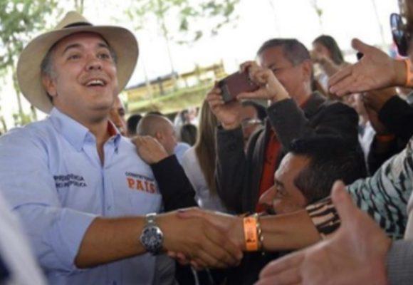 A Iván Duque lo están empezando a querer los colombianos de bien