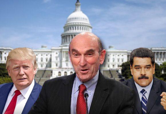 Elliott Abrams: el escogido por Trump para cercar a Maduro