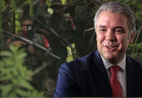 No a la guerra Duque-Uribe