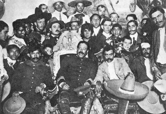 La Revolución mexicana a través de la literatura