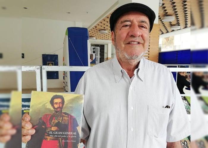 'El gran general, más allá del poder y la gloria', la novela sobre Tomás Cipriano de Mosquera