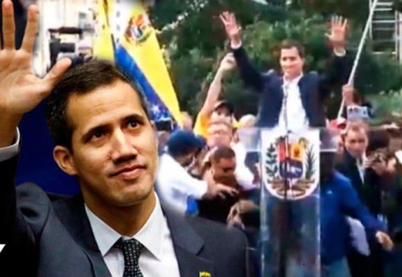 La segunda vida del corajudo Guaidó