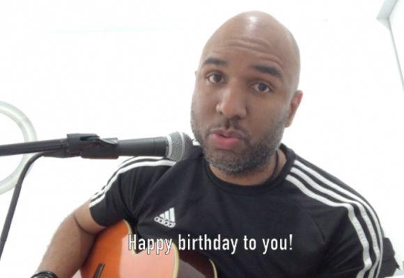 La sorpresa de cumpleaños a Piedad Córdoba en redes