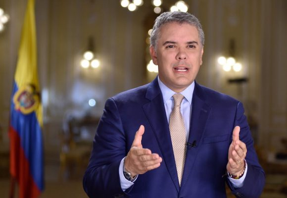 Presidente Duque, in hoc signo vinces