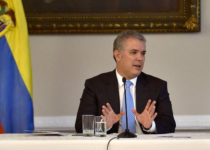 Presidente Duque, su responsabilidad con la paz es constitucional