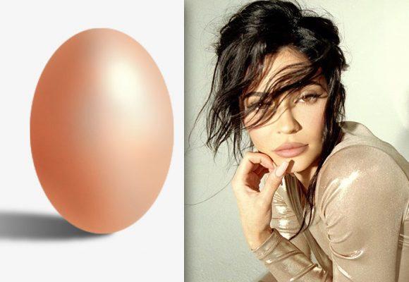 """El huevo que destronó a Kylie Jenner, la reina de los """"Me gusta"""" en Instagram"""