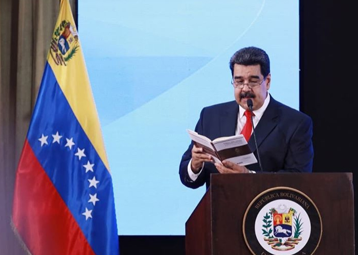 El hegemonismo comunista es la verdadera desgracia de Venezuela
