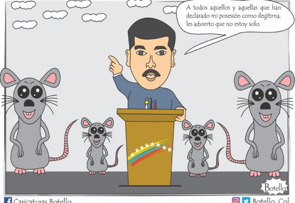Caricatura: El maduro