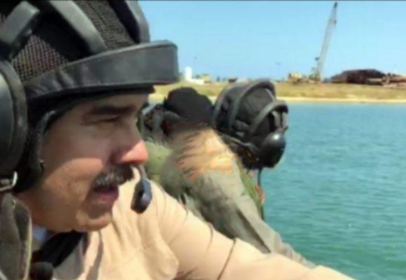 ¡Qué rabia con Maduro!