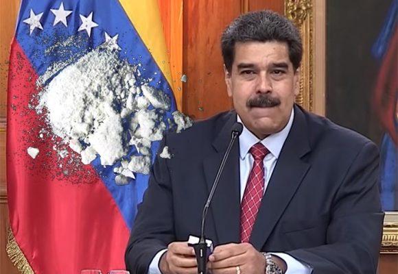 """""""Cocaína es lo único que Colombia puede dar"""", Nicolás Maduro"""