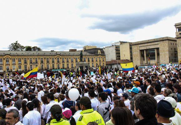Colombia está reventada, se pudre