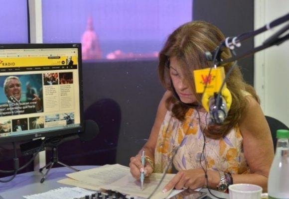 Marta Lucía, Santrich, el miedo a la verdad