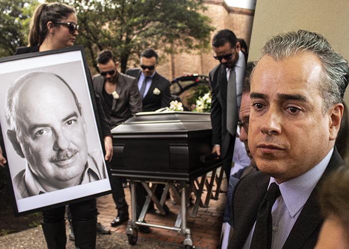 Los amigos lloran a Fernando Gaitán