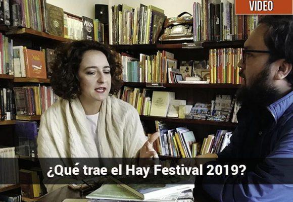 ¿Qué hay para hacer en el Hay Festival 2019?