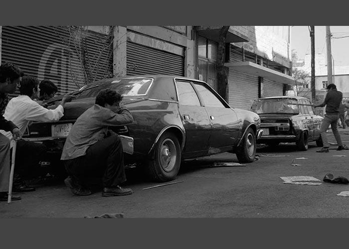 Imágenes para no olvidar de la película Roma