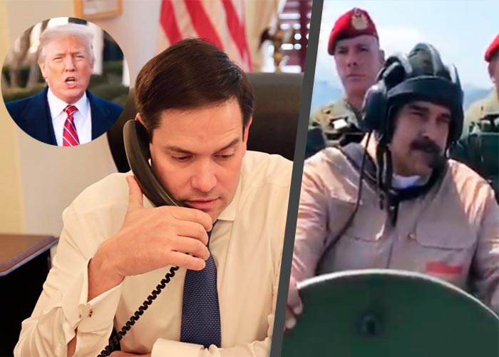 Marco Rubio, el enemigo mayor de Maduro en Washington