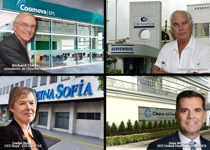 Los dueños extranjeros de la salud en Colombia