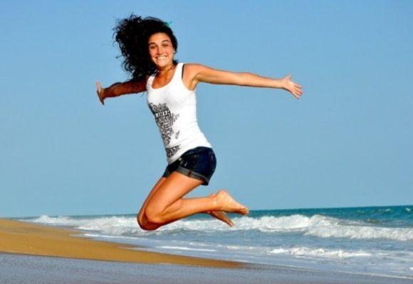 Disfrutar, a consciencia, de la buena salud