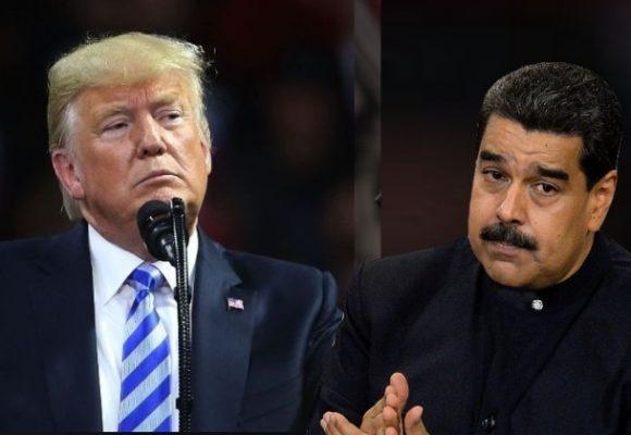 Violencia arbitraria contra Venezuela y nada más