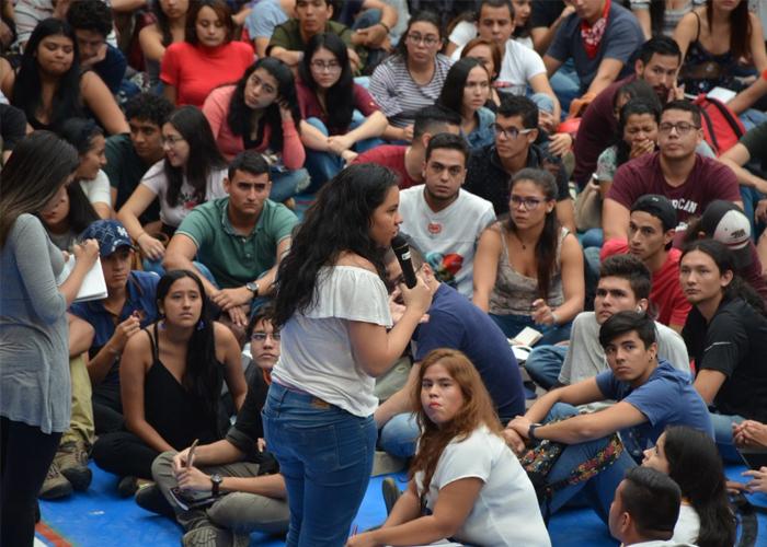 Dividido, así está el movimiento estudiantil bumangués