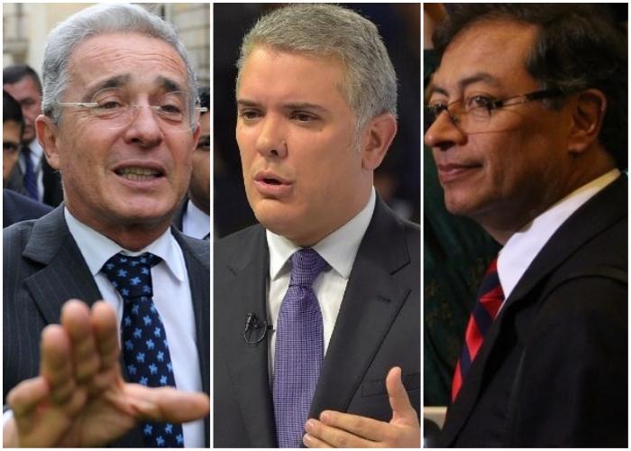 """Uribe, Duque y el """"petrovideo"""""""