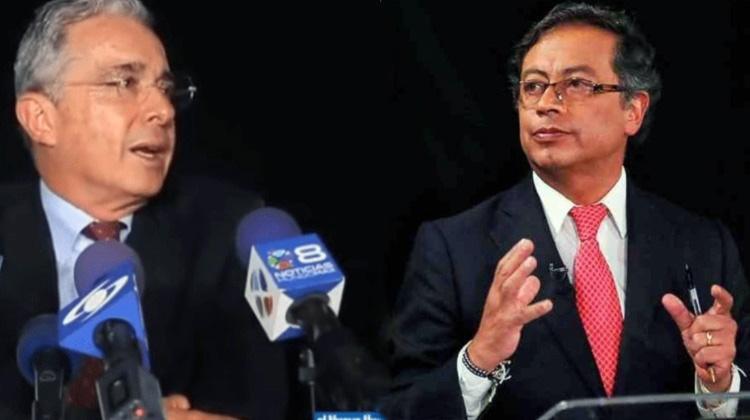 No me aguanto a Uribe, no soporto a Petro