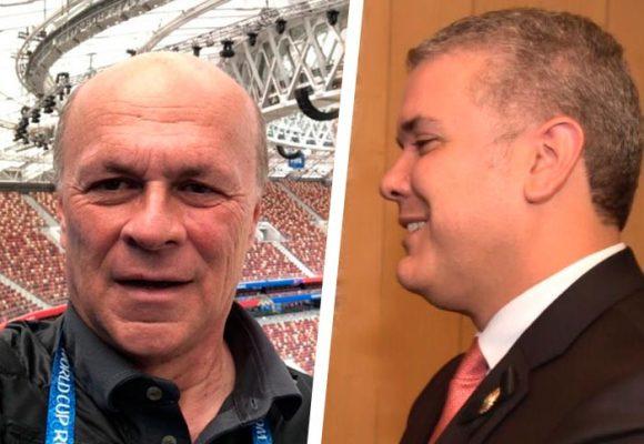 Carlos Antonio Vélez, confeso uribista, no se aguanta al presidente Iván Duque