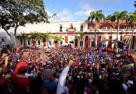 Venezuela: emancipación y diáspora