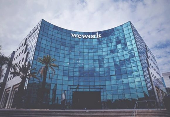 Duro golpe a WeWork