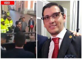 """VIDEO: """"Maduro y Petro son lo mismo y hay que sacarlos a plomo"""""""
