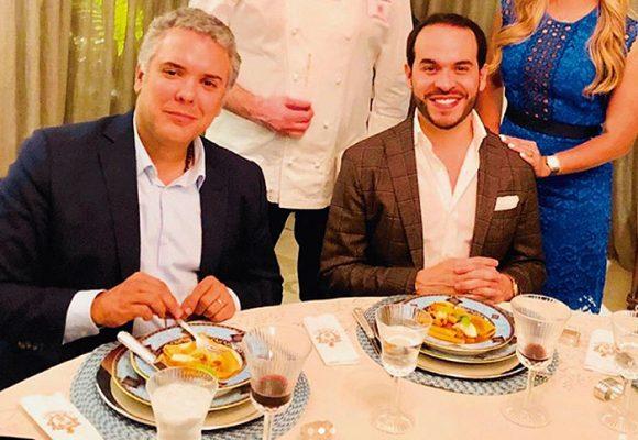 Duque nombra a suegra de Abelardo De La Espriella en consulado de Miami