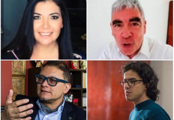 Cuatro nuevos columnistas en Las2orillas