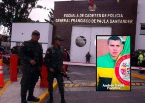 Derrota frente a la muerte: fallece cadete de la General Santander