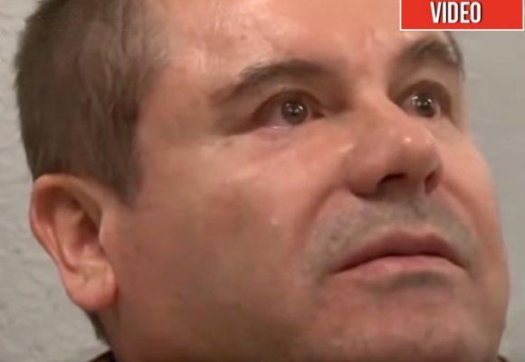 [VIDEO] El llanto del Chapo cuando supo que moriría en una cárcel gringa