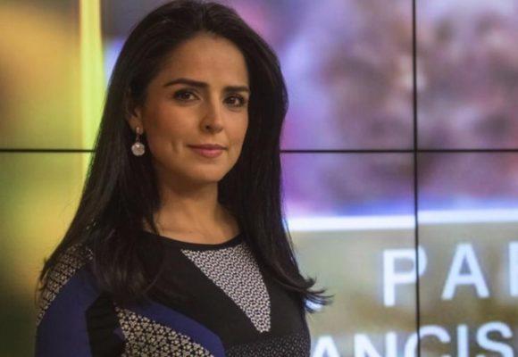 Despedida con crítica a los medios de Claudia Palacios