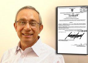 ¿La tercera es la vencida? Darío Acevedo ya es el nuevo director del Centro de Memoria Histórica