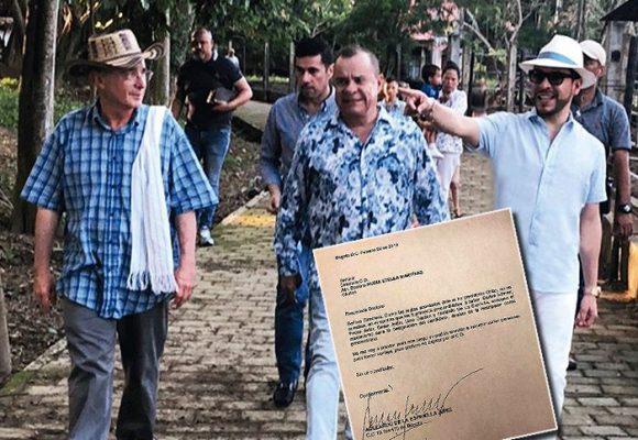 Zancadilla del CD a Abelardo de la Espriella papá, para la gobernación de Córdoba