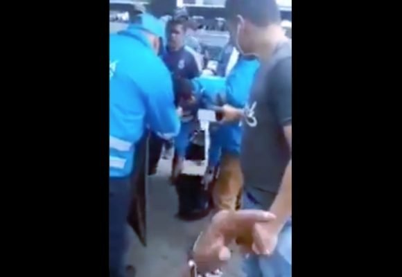 [VIDEO]: con clorox, Peñalosa quiere eliminar las empanadas callejeras