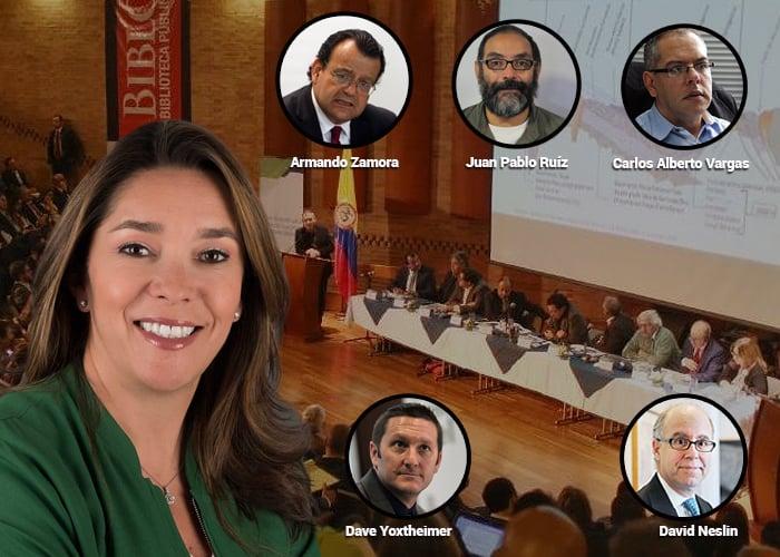 Estos 13 expertos le abrieron la puerta al fracking en Colombia