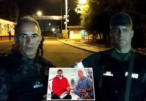 Freddy Bernal, chavista pura sangre, dispuesto a atraversársele a la ayuda humanitaria