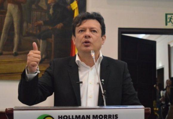 Hollman Morris no suelta su candidatura a la Alcaldía